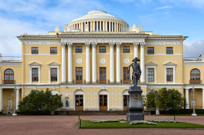 Private Half Day Excursion to Pavlovsk from St Petersburg