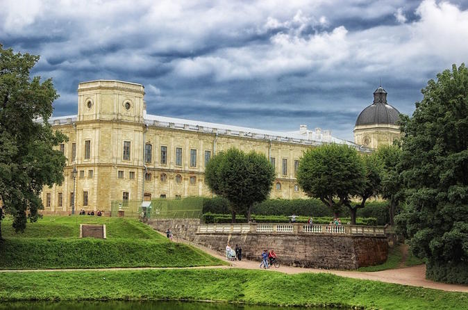 Private Half Day Tour to Gatchina and the Gatchina Palace from St Petersburg