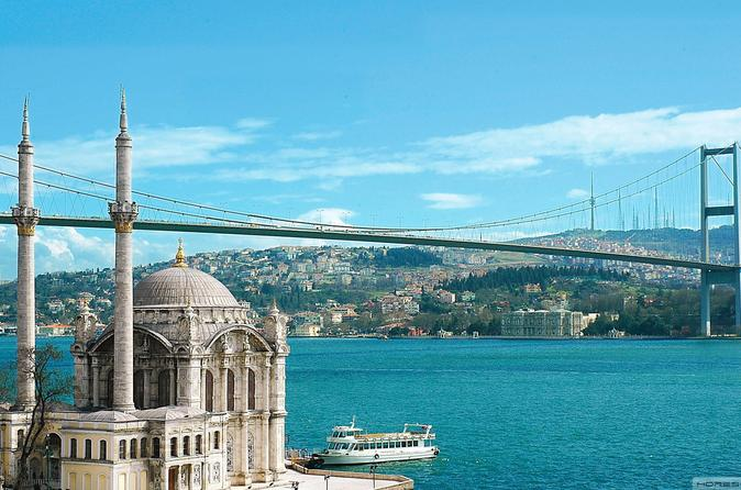 History Along The Bosphorus Istanbul