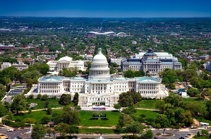 Private Half-Day Sightseeing Tour of Washington DC