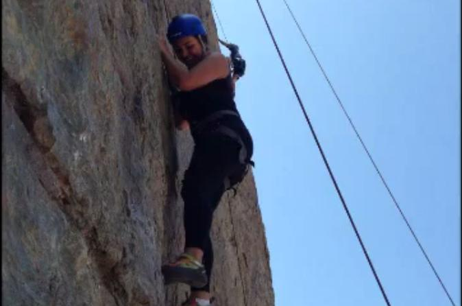 Malibu outdoor rock climbing tour in malibu 330042