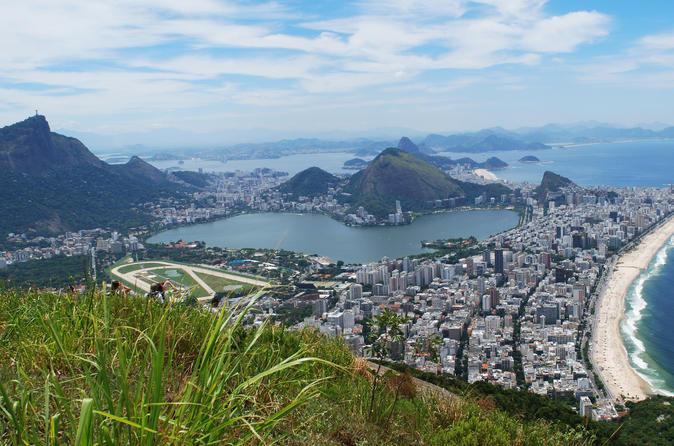 Rio de Janeiro Hiking Tour: Sky Path, Park Sitie, Vidigal and Two Brothers Peak