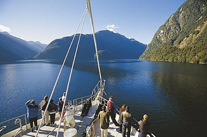 Doubtful sound overnight cruise in queenstown 104603