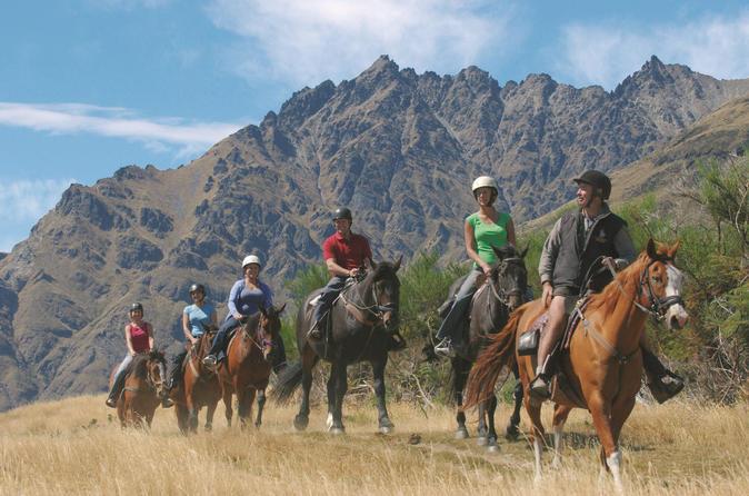 Half-Day Walter Peak Horse Trek from Queenstown