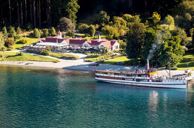 Walter peak high country farm tour and cruise from queenstown in queenstown 211682
