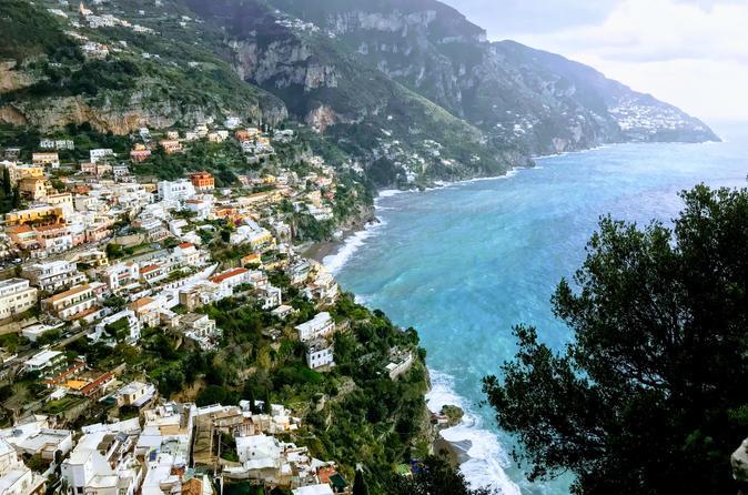 Sorrento Positano Amalfi Private Tour - Rome