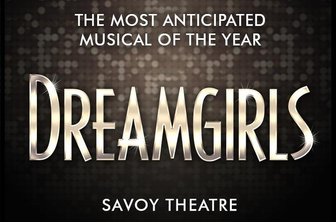Dreamgirls Theater Show in London
