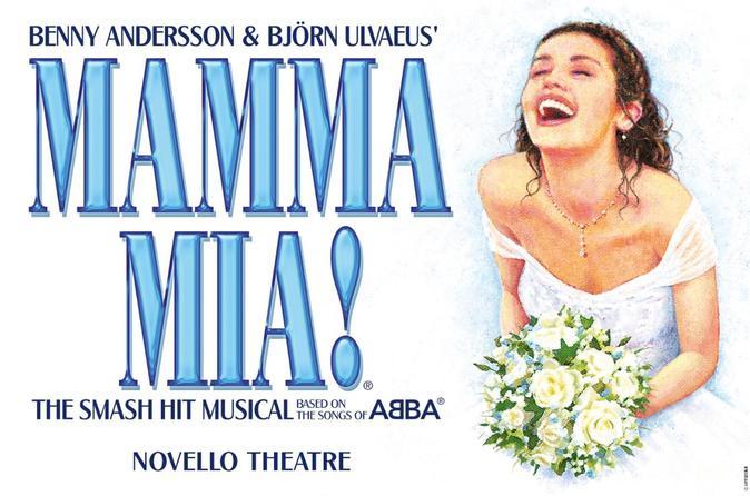 Mamma Mia! the Musical in London