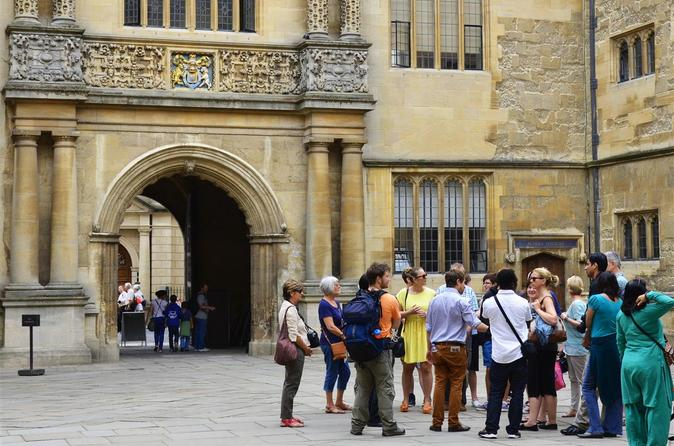 Oxford: Spaziergang in der Universität