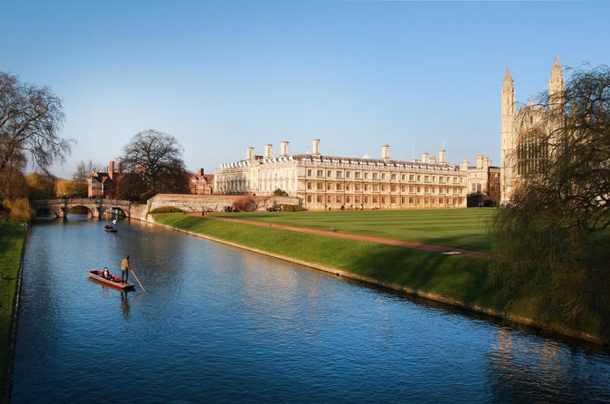 Private London To Cambridge & Ely Cathedral - by Cambridge University Alumni