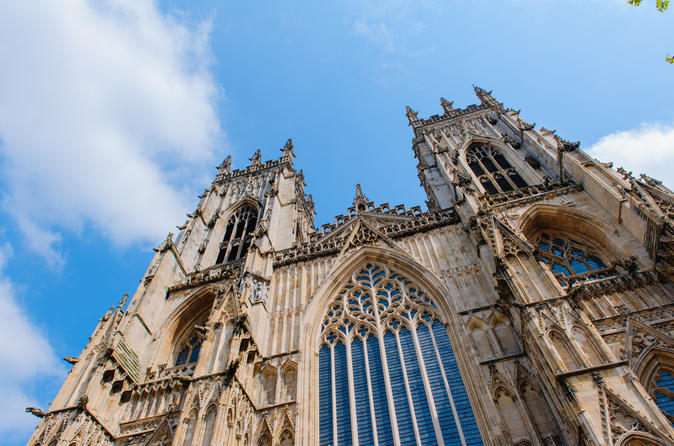 York Walking Tour including York Minster