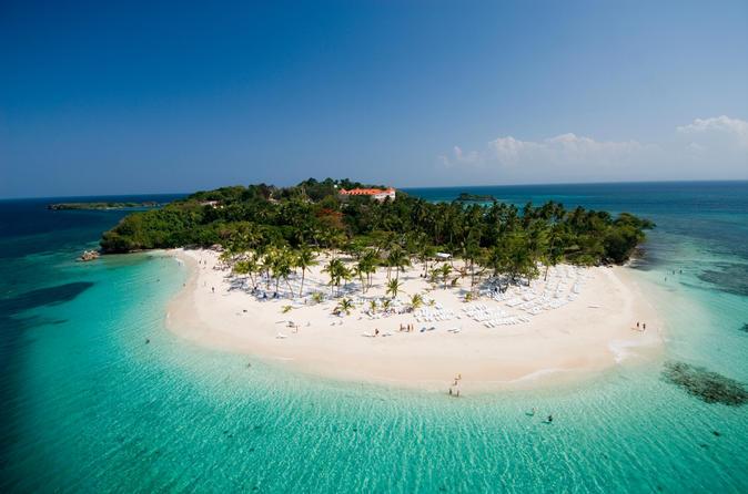 Cayo Levantado Beach Escape from Punta Cana