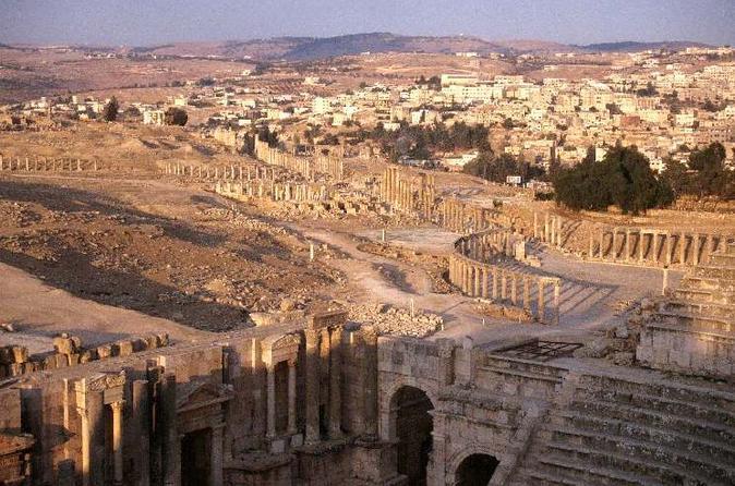 2 Nights 3 Days Private Philadelphia Jordan Tour Amman and Surroundings