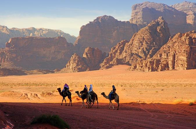 3 Nights 4 Days Private Jordan Special with Amman Petra Dead Sea