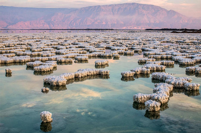 4 Nights 5 Days Private Jordan Mysteries Tour to Petra Wadi Rum Aqaba Dead Sea