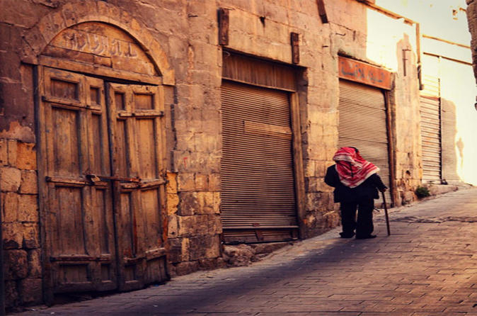 Al-Salt: Harmony Trail and Al-Maidan Street Guided Walking Tour from Dead Sea