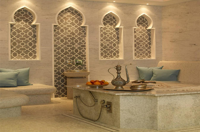 Classic turkish bath in petra in aqaba 352938
