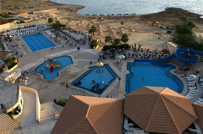 Dead Sea Spa Hotel Half Day Tour from Amman