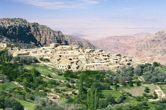 Overnight at Dana Lodge Nature Reserve from Amman
