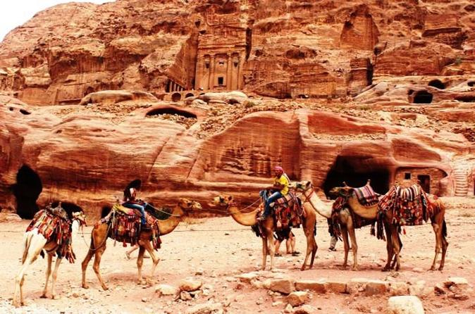 Petra Full Day Tour from Amman