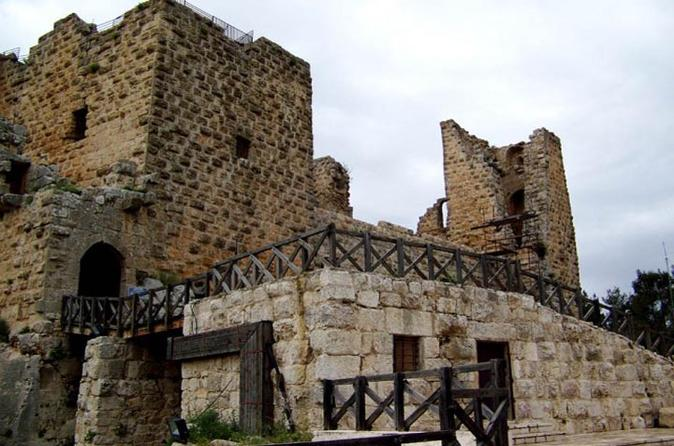 Private Full Day Tour to Umm Qais and Ajloun from Amman