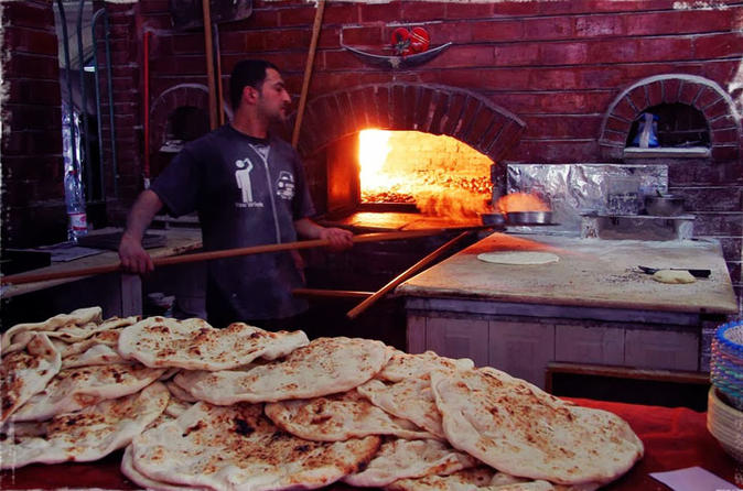 Private Lunch or Dinner at a Local Traditional Restaurant from Amman