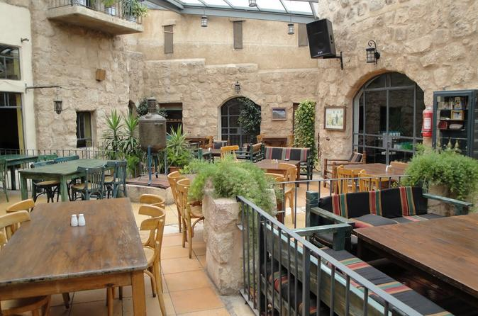 Private Madaba Haret Jdoudna Restaurant Lunch or Dinner from Amman