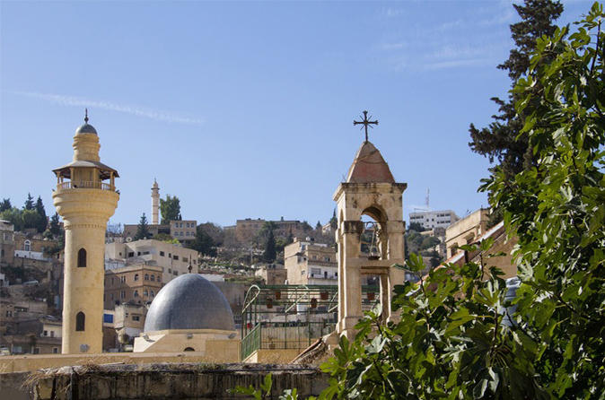 Private Tour: Al Salt Walking Tour with Local Home Visit and Lunch from Amman