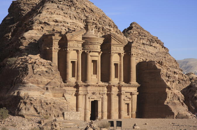 Private Tour: Petra Day Trip from Aqaba
