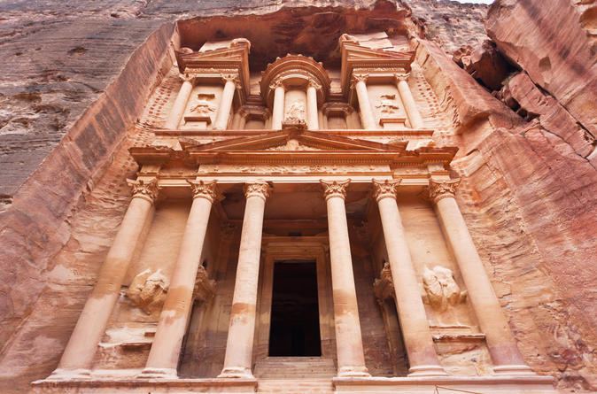 Private Tour: Petra Day Trip including Little Petra from Amman  Jordan, Middle East