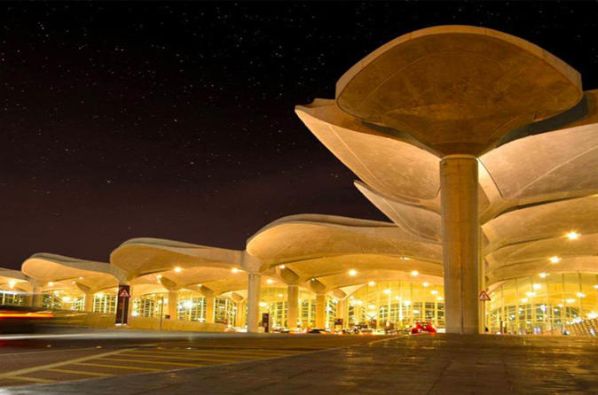 Private Transfer Amman Airport to Petra or Petra to Amman Airport via the King's Highway