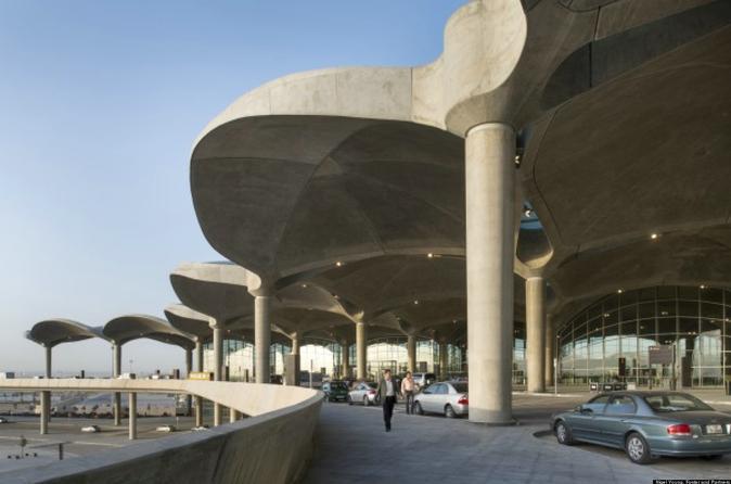 Private Transfer from Queen Alia Airport to Araba Border