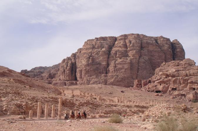 Viagem de um dia para Petra, saindo de Amman