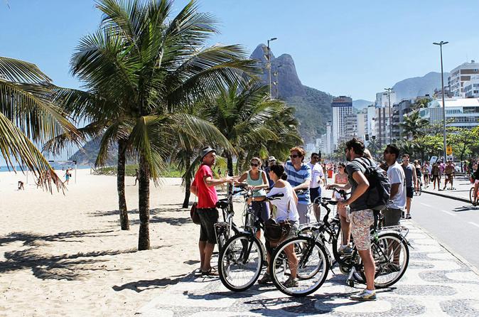 Excursão extrema de bicicleta para grupos pequenos saindo do Rio de Janeiro
