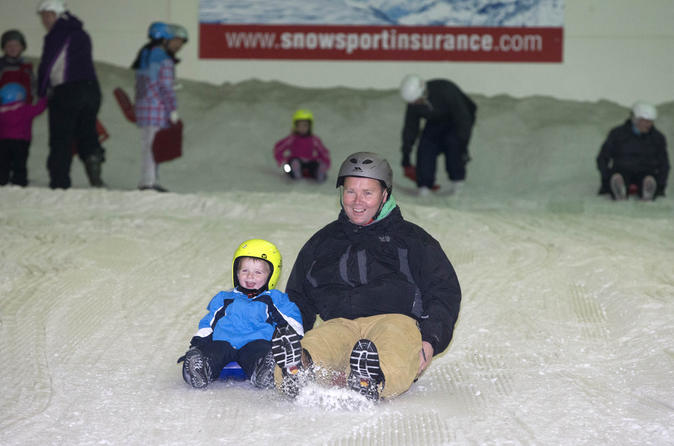 Sledging 30 minute session in glasgow 353679