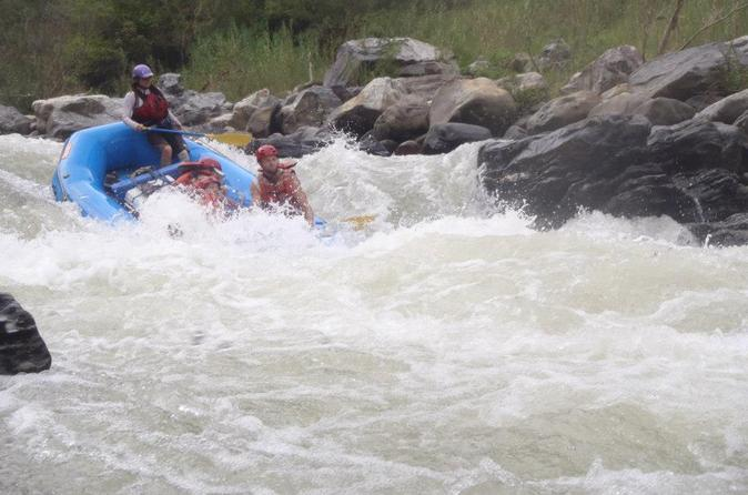 Rafting Adrenaline Tour on the Copalita River Class III - IV