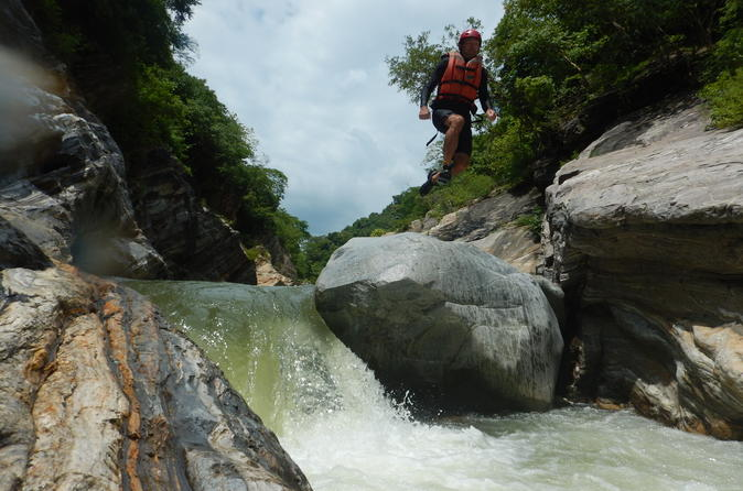 River Hike Adventure Tour in Oaxaca