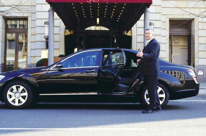 Private One-Way Transfer From Nuremberg Airport To Bayreuth