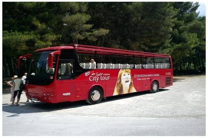 Split Sightseeing Tour by Bus