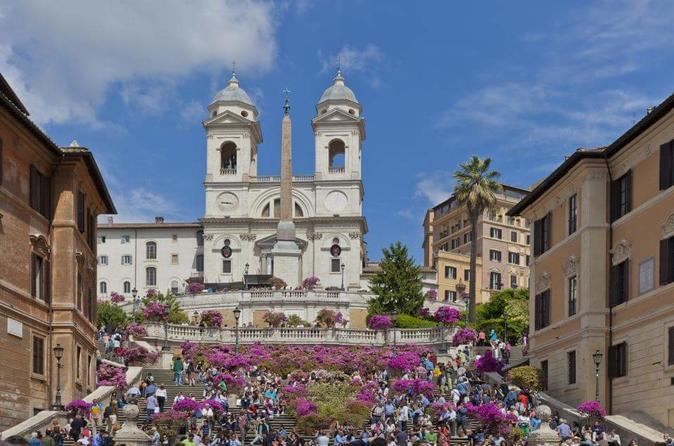 Chauffeured Rome Private Tour