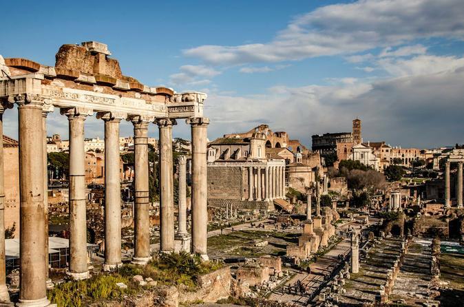 Civitavecchia Private Excursion to Ancient Rome & Vatican Museums