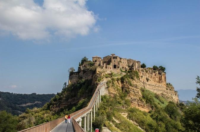 Orvieto and Civita di Bagnoregio: Private Full Day Trip from Rome