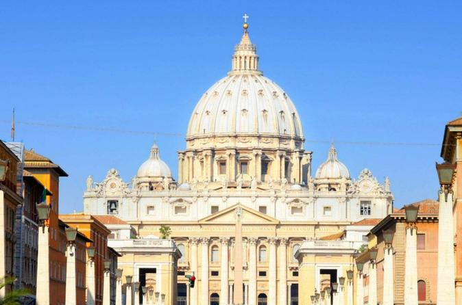 Rome Private Tour Colosseum & Vatican Museums