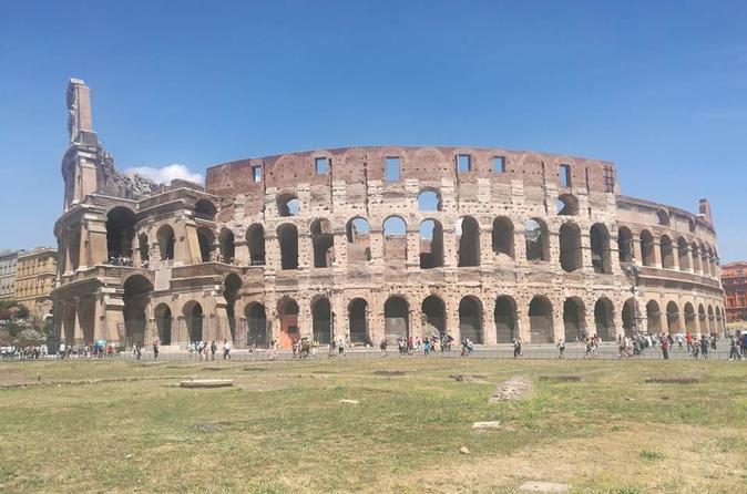 Tour from Civitavecchia to Rome