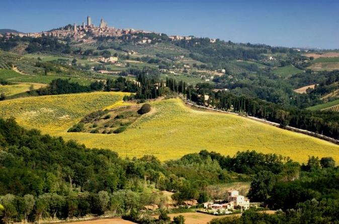 Tuscany from Rome Pienza & Montepulciano Day Trip