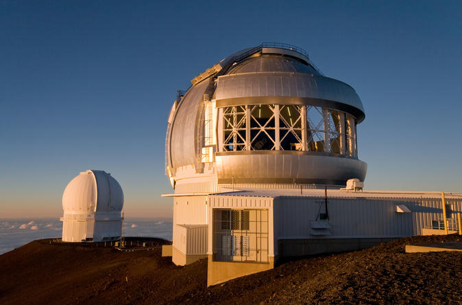 Mauna Kea Summit Small Group Stargazing Tour from Hilo