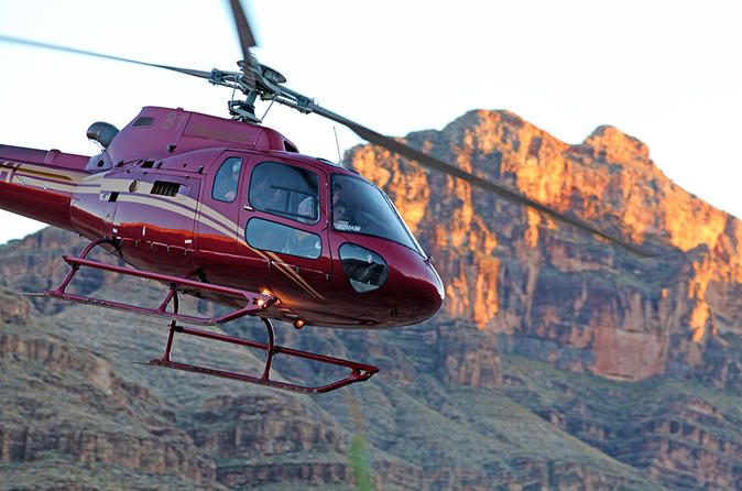 Grand canyon all american helicopter tour in las vegas 540399