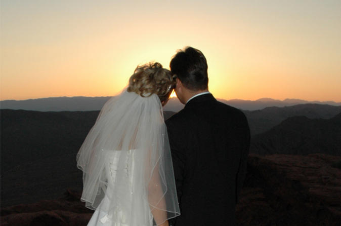 Ultimate Grand Canyon Helicopter Wedding