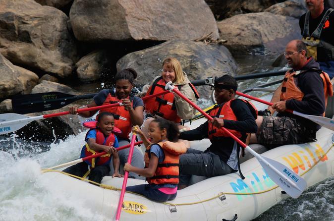 Half day family rafting in durango in durango 309160