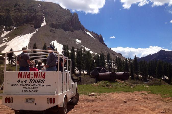 La plata canyon jeep tours near durango and cortez co in durango 307543